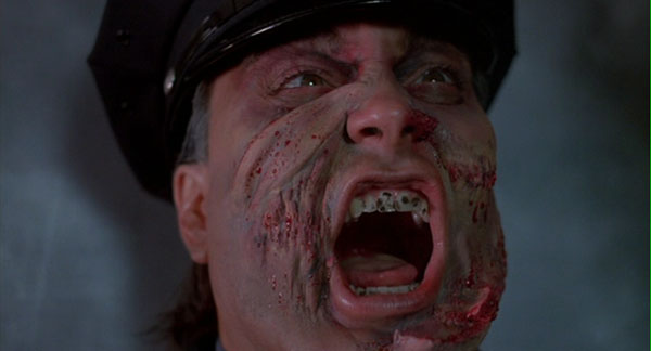 The Face of Maniac Cop