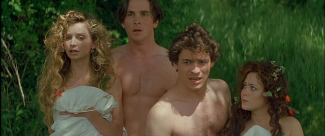 Midsummer night dream michelle pfeiffer nude