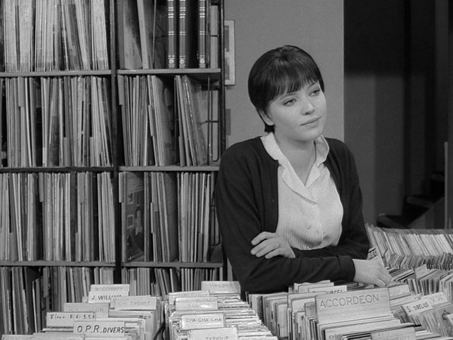 Karina, in her second film