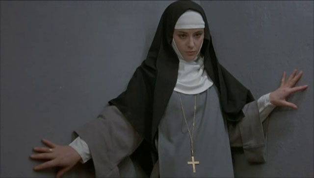 Movies about nun that has sex
