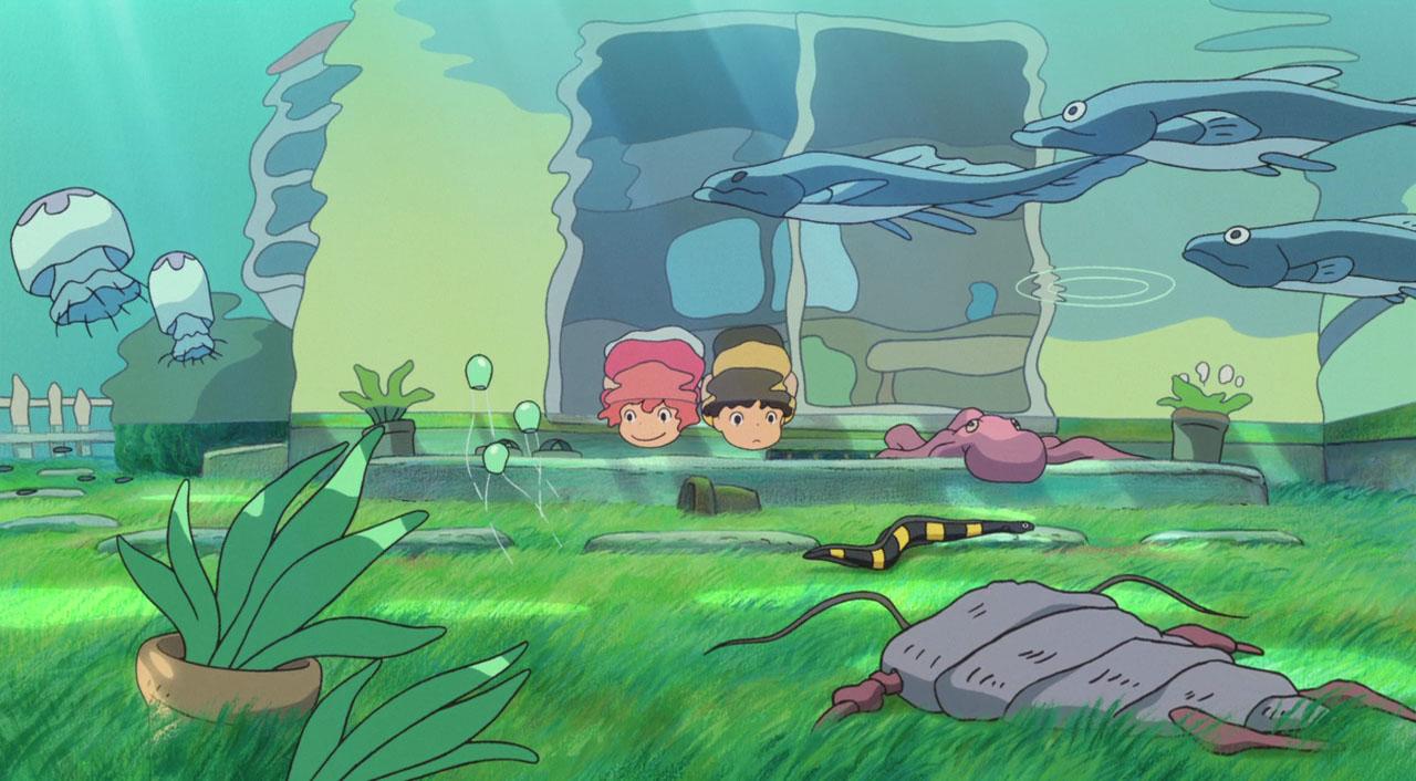 Ponyo 2008 Hayao Miyazaki Brandon S Movie Memory