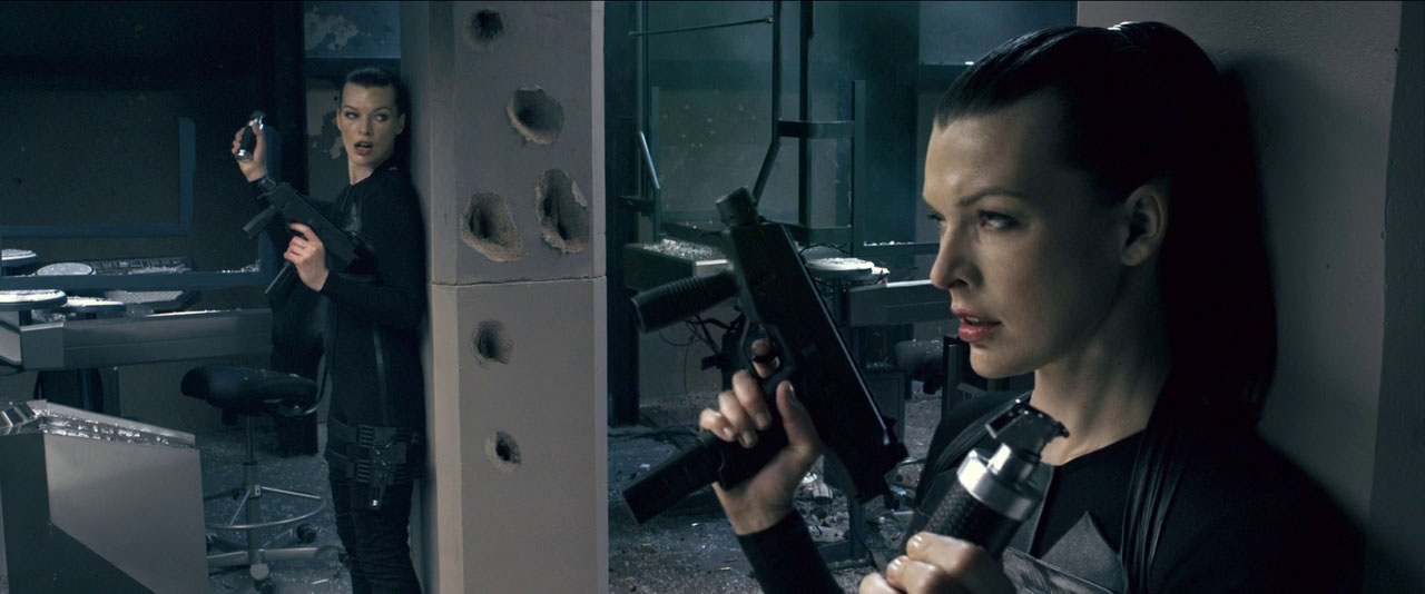 Resident Evil 4 6 2010 2016 Paul W S Anderson Brandon S