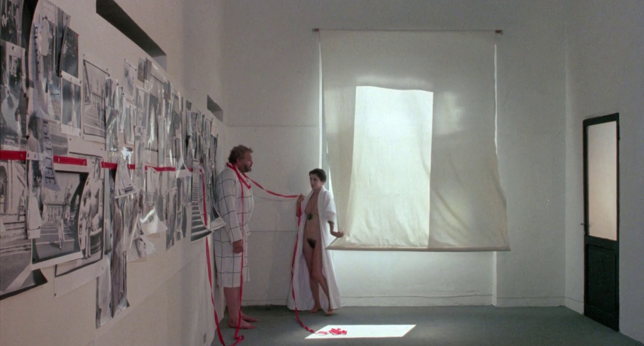 Belly Of An Architect 1987 Peter Greenaway Brandon S Movie Memory